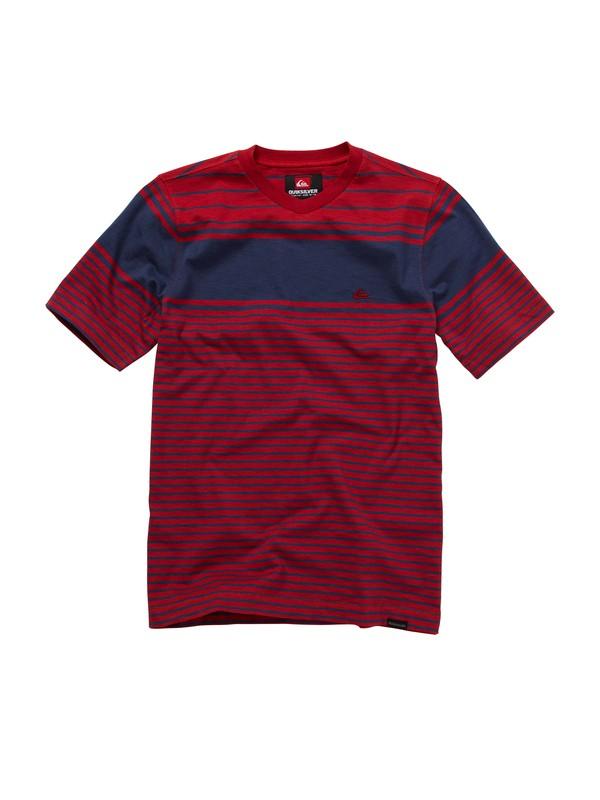 0 Boys 8-16 Vert Shoe T-Shirt  AQBKT00035 Quiksilver