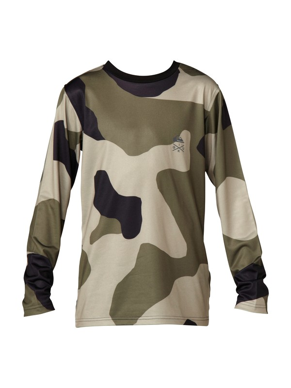 0 Lloyd Youth 1st Layer Top  AQBKT00045 Quiksilver