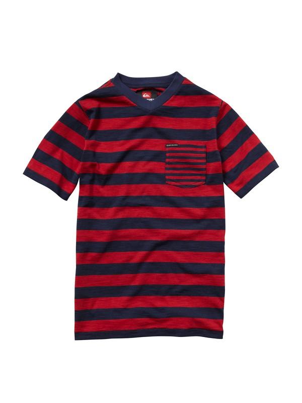 0 Boys 8-16 Brody T-Shirt  AQBKT00051 Quiksilver