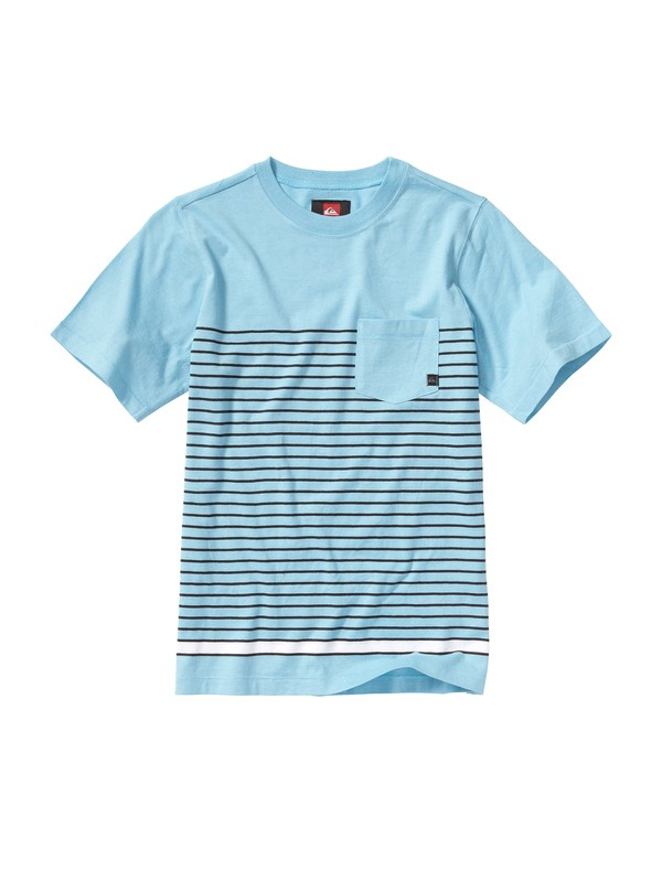 0 Boys 8-16 Dialed In T-Shirt  AQBKT00058 Quiksilver