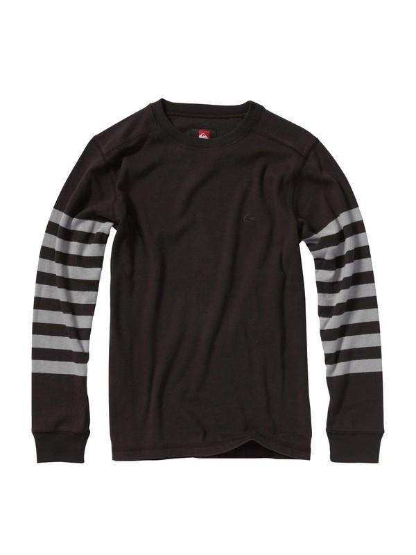 0 Boys 8-16 Snit Lite Long Sleeve Shirt  AQBKT00062 Quiksilver