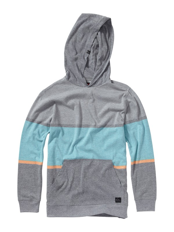 0 Boys 8-16 Take Two Hooded Pullover  AQBKT00075 Quiksilver