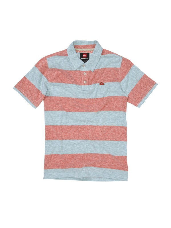 0 Boys 8-16 Mind Gap Polo Shirt  AQBKT00087 Quiksilver