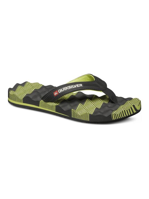0 Boy's 8-16 Massage Sandals  AQBL100006 Quiksilver