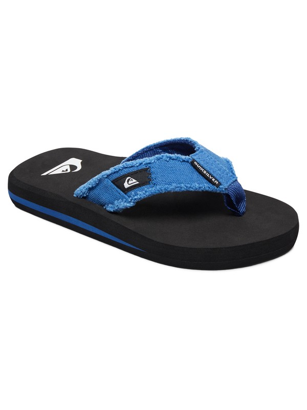 0 Monkey Abyss - Sandals Blue AQBL100010 Quiksilver