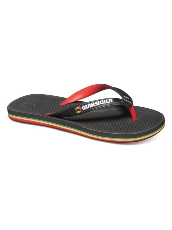 0 Boy's 8-16 Haleiwa Sandals  AQBL100012 Quiksilver