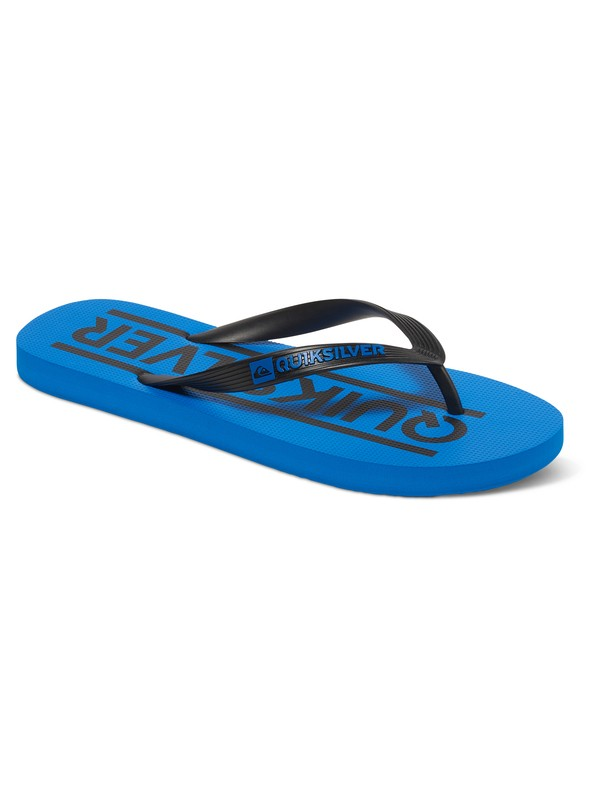 0 Java Wordmark - Slippers Black AQBL100018 Quiksilver