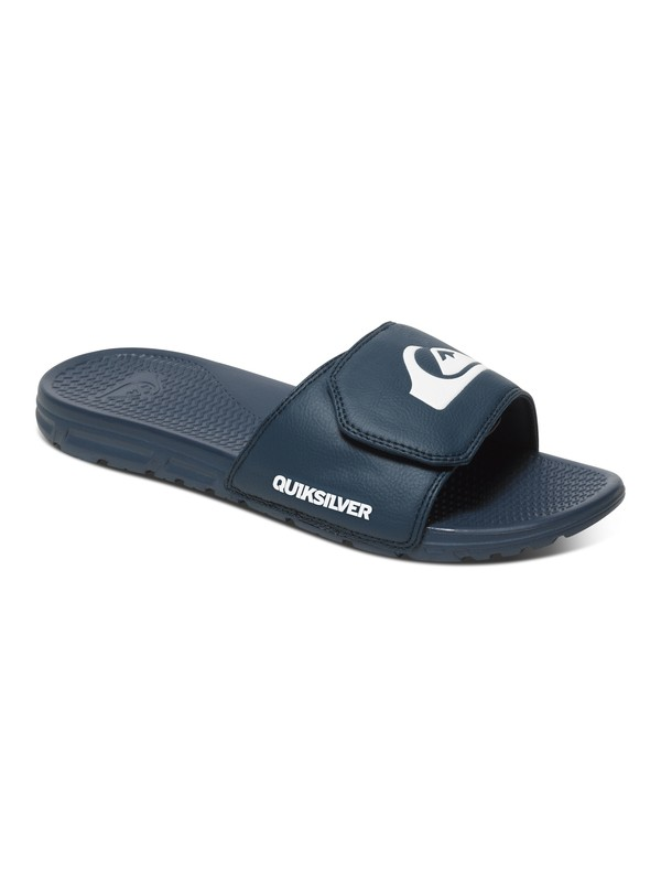 0 Shoreline Adjust - Tongs de natation Bleu AQBL100094 Quiksilver