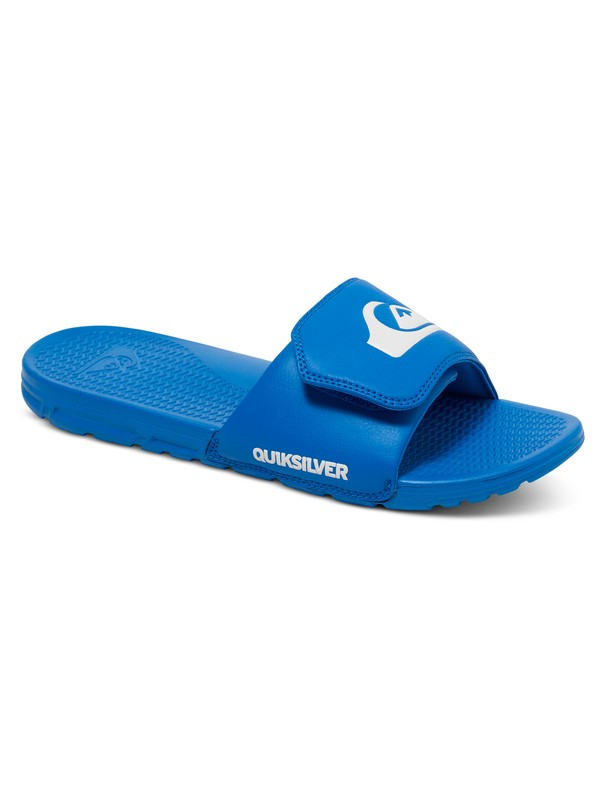 0 Shoreline Adjust - Slider Sandals Blue AQBL100094 Quiksilver