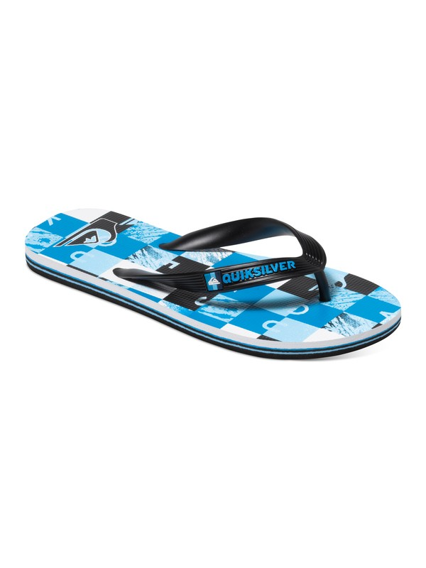 0 Molokai Check Remix - Tongs  AQBL100096 Quiksilver