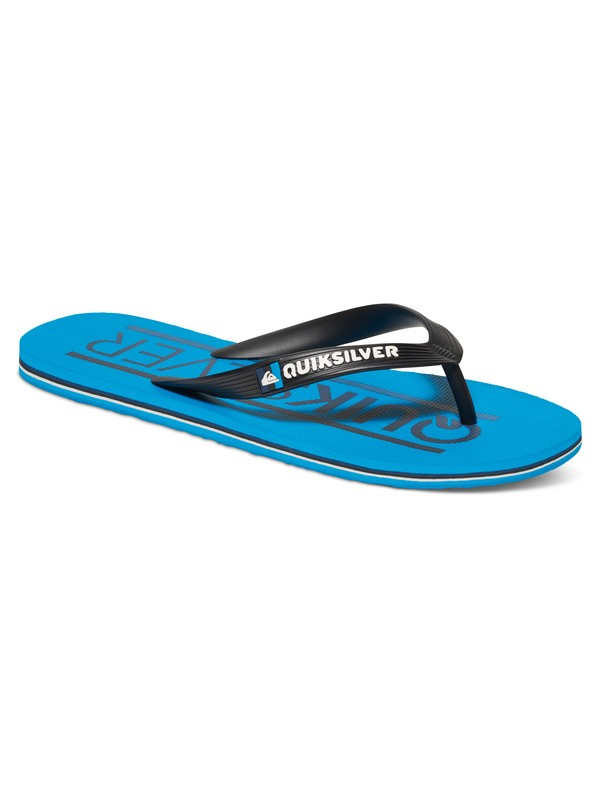 0 Boy's 8-16 Molokai Mark Sandals  AQBL100175 Quiksilver