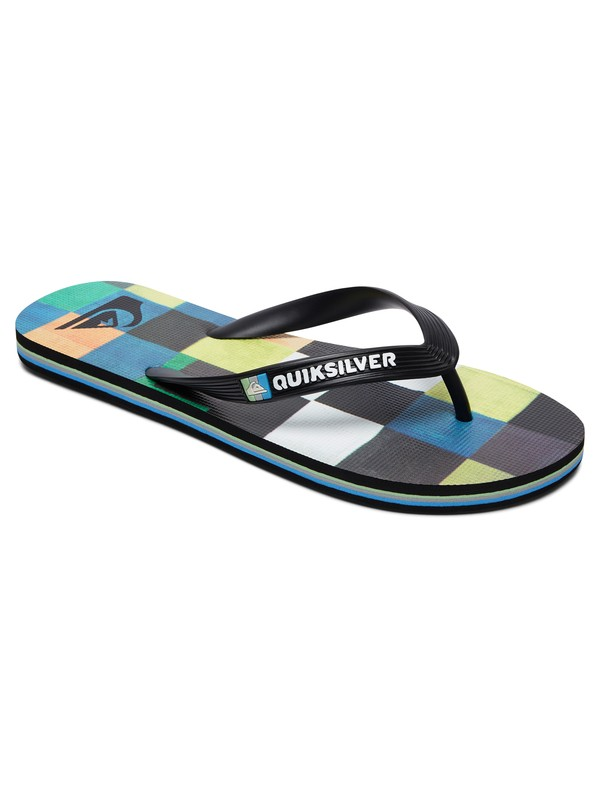 0 Molokai Resin Check - Chanclas  AQBL100281 Quiksilver