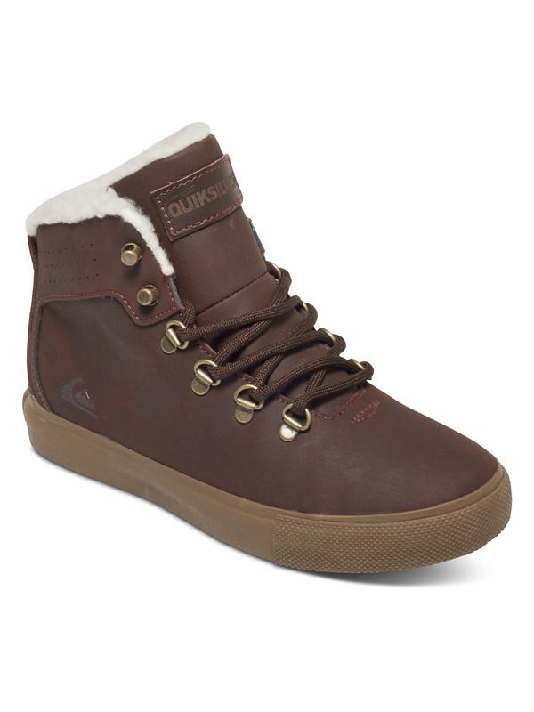 0 Jax Deluxe - Mid-Top Shoes  AQBS100004 Quiksilver