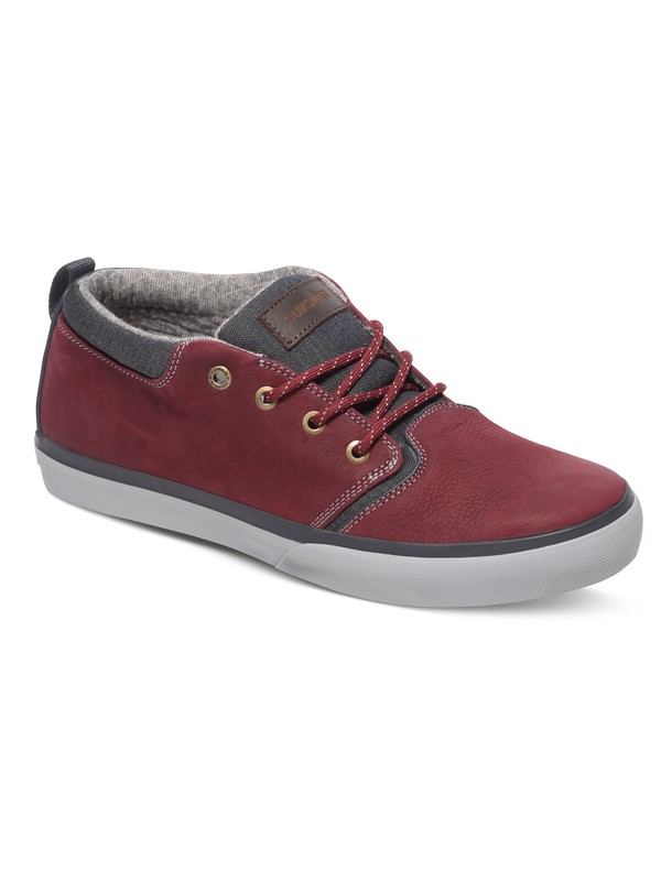 0 Griffin - Mid-Top Shoes  AQBS100007 Quiksilver