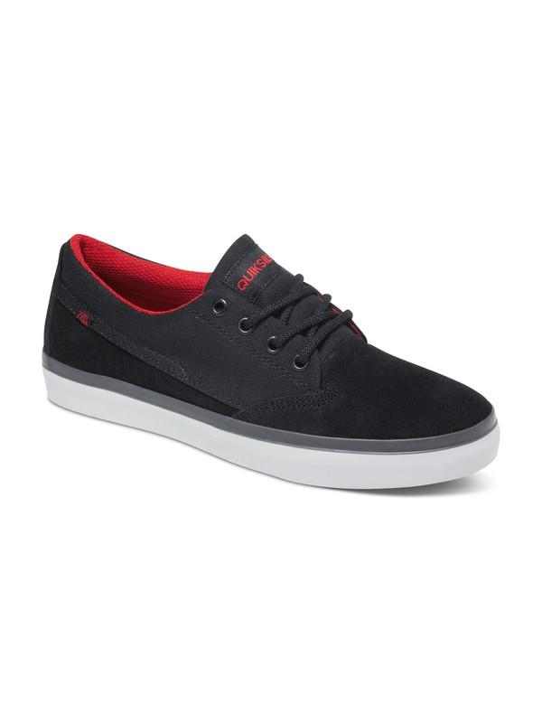 0 Beacon - Low Top Schuhe Schwarz AQBS300009 Quiksilver