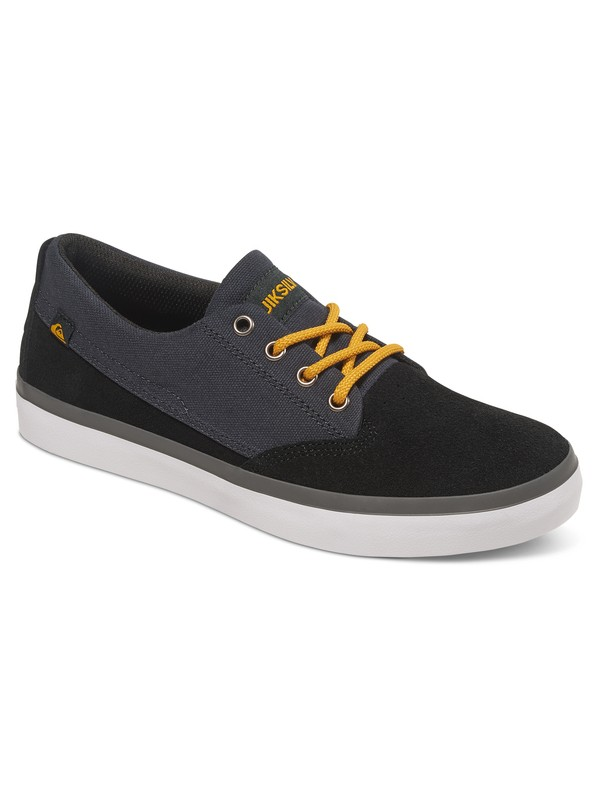 0 Beacon - Low Top Schuhe Grau AQBS300009 Quiksilver
