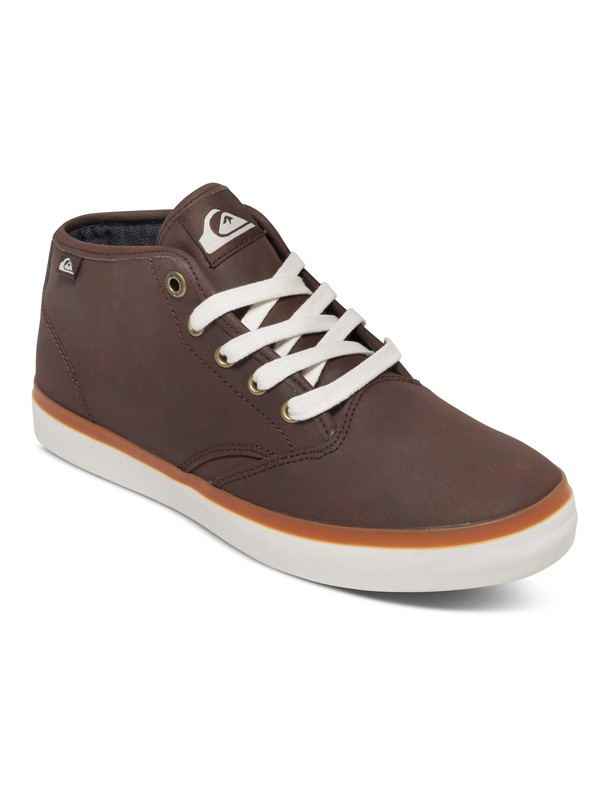 0 Shorebreak Deluxe - Mid-Top Shoes Brown AQBS300022 Quiksilver