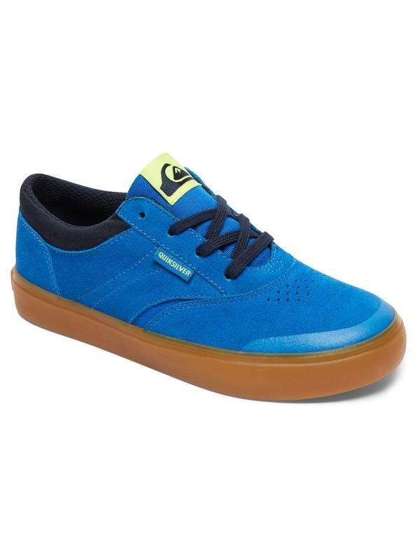 0 Burc - Schuhe Blau AQBS300028 Quiksilver