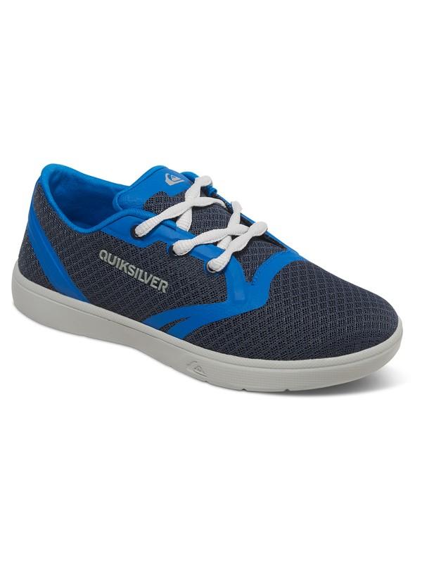 0 Oceanside - Schuhe Blau AQBS700001 Quiksilver