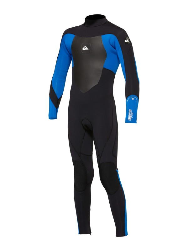 0 Boys Syncro 3/2 Back Zip Wetsuit  AQBW100003 Quiksilver
