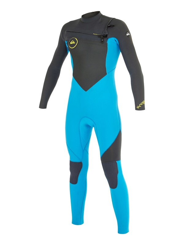 0 Syncro GBS 3/2mm - Chest Zip Wetsuit  AQBW103015 Quiksilver