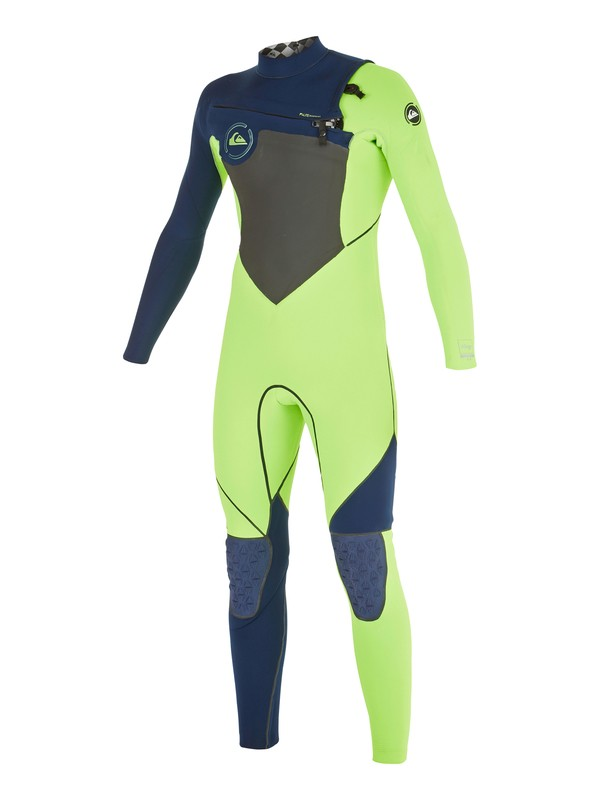 0 AG47 Performance 4/3mm - Chest Zip Wetsuit  AQBW103020 Quiksilver