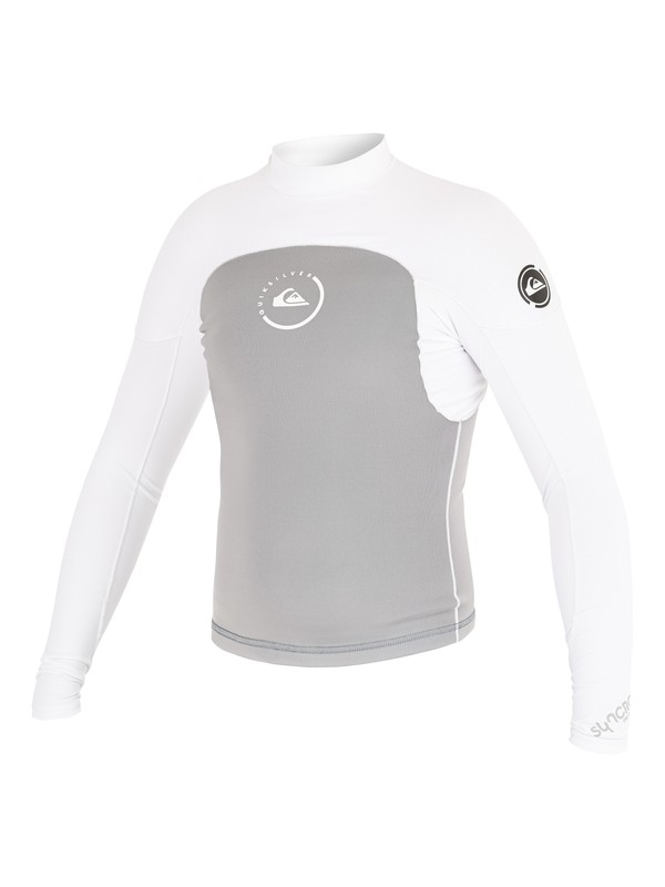 0 Syncro 1mm - Neoprene Top  AQBW803006 Quiksilver