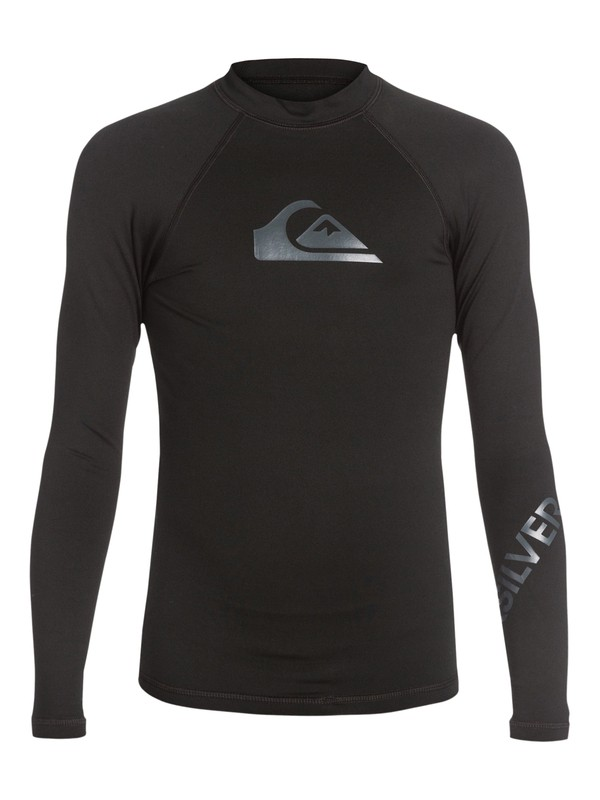 0 Heater - Long Sleeve Rash Vest  AQBWR03014 Quiksilver