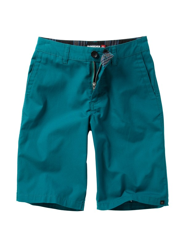 0 Boys 8-16 Rockefeller Shorts  AQBWS00034 Quiksilver