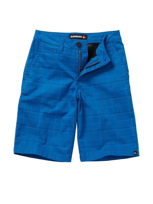 0 Boys 8-16 Union Surplus Walk Shorts  AQBWS00069 Quiksilver