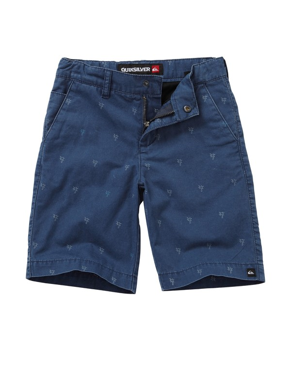 0 Boys 8-16 Light Keeper Walk Shorts  AQBWS00080 Quiksilver