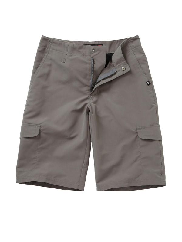 0 Boys 8-16 Platoon Walk Shorts  AQBWS00090 Quiksilver