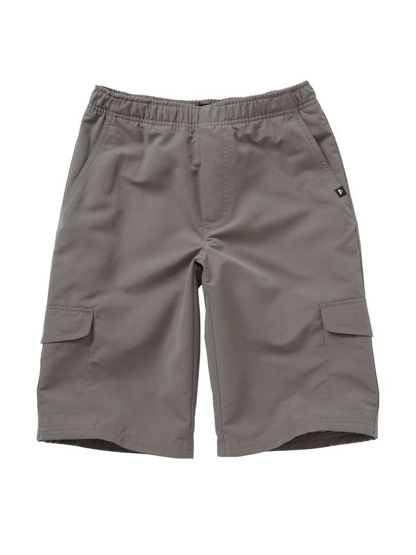 0 Boys 8-16 Trooper Walk Shorts  AQBWS00092 Quiksilver