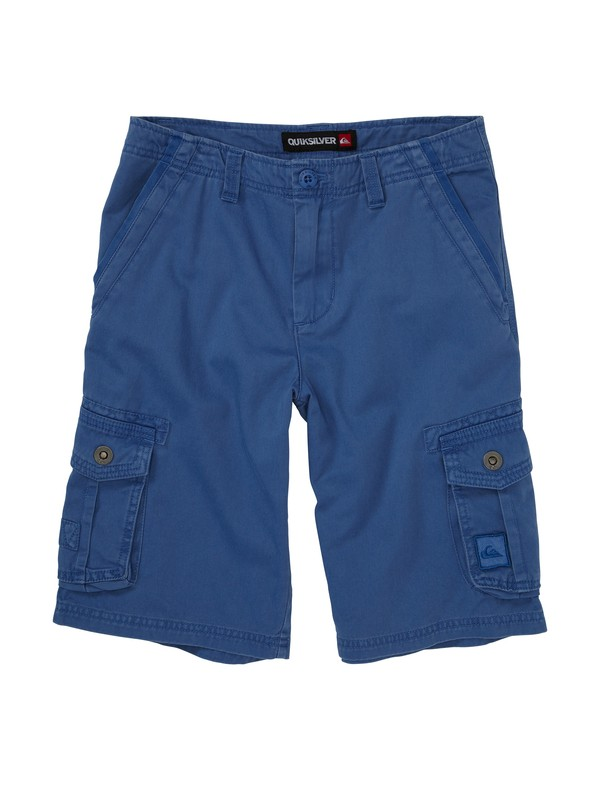 0 Boys 8-16 Deluxe Walk Shorts  AQBWS00103 Quiksilver