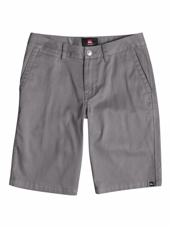 0 Boy's 8-16 Everyday Union Stretch Shorts  AQBWS03042 Quiksilver