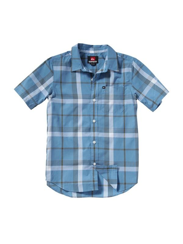 0 Boys 8-16 Jumbo Gumbo Short Sleeve Shirt  AQBWT00051 Quiksilver