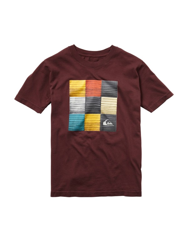 0 Boys 8-16 Revival T-Shirt  AQBZT00144 Quiksilver
