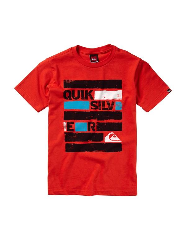 0 Boys 8-16 Decaf T-Shirt  AQBZT00210 Quiksilver