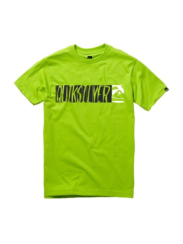 0 Boys 8-16 Mental Case T-shirt  AQBZT00299 Quiksilver