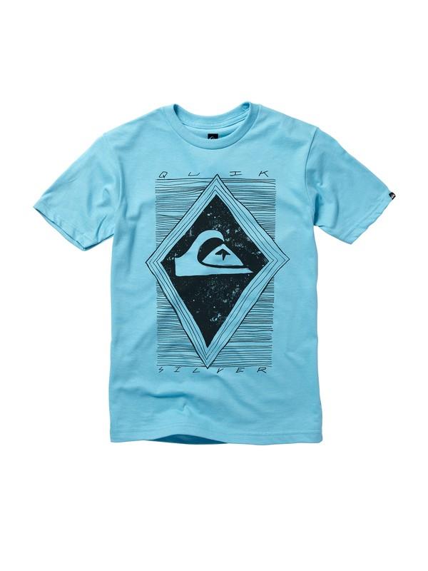 0 Boys 8-16 Hallowed T-Shirt  AQBZT00303 Quiksilver