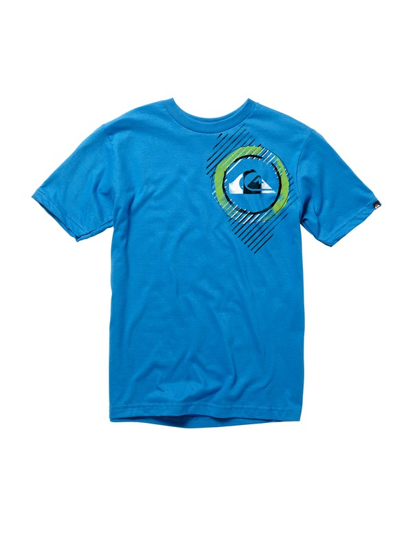 0 Boys 8-16 On Time T-shirt  AQBZT00311 Quiksilver