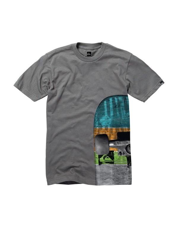0 Boys 8-16 Grindtime T-shirt  AQBZT00313 Quiksilver