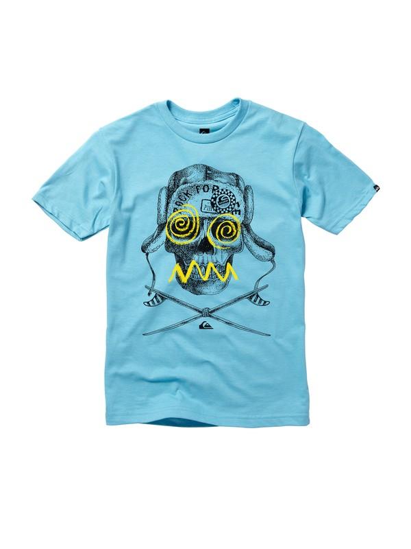 0 Boys 8-16 Reckless T-shirt  AQBZT00321 Quiksilver
