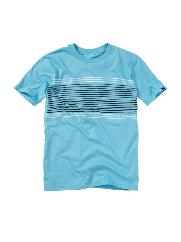 0 Boys 8-16 Freeway T-shirt  AQBZT00322 Quiksilver