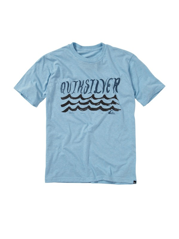 0 Boys 8-16 Ride Out T-shirt  AQBZT00329 Quiksilver