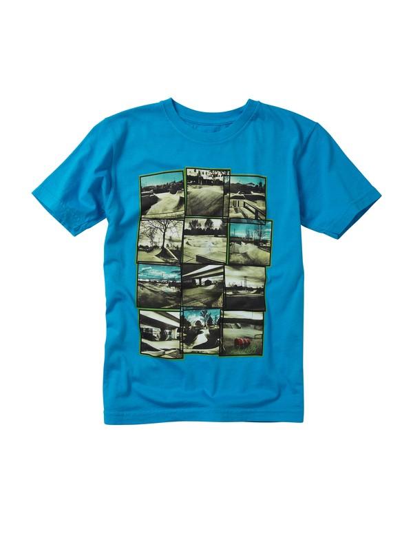 0 Boys 8-16 Parks T-shirt  AQBZT00334 Quiksilver