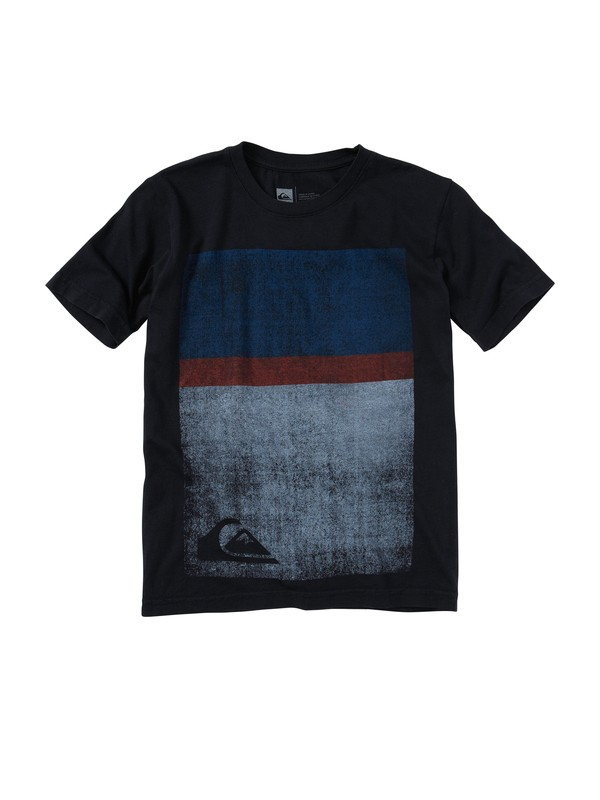 0 Boys 8-16 Sunset T-shirt  AQBZT00335 Quiksilver