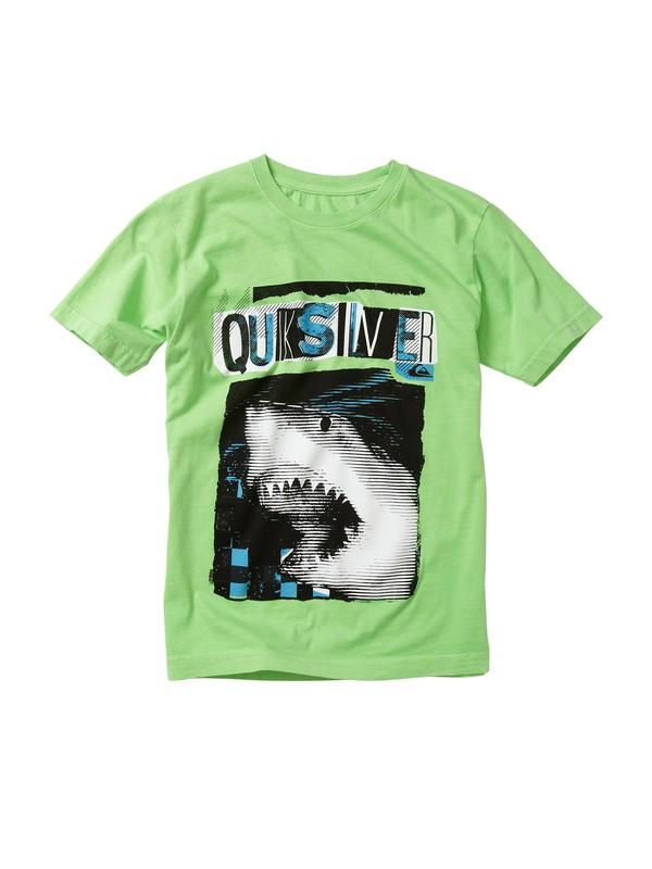 0 Boys 8-16 Bitten T-shirt  AQBZT00336 Quiksilver