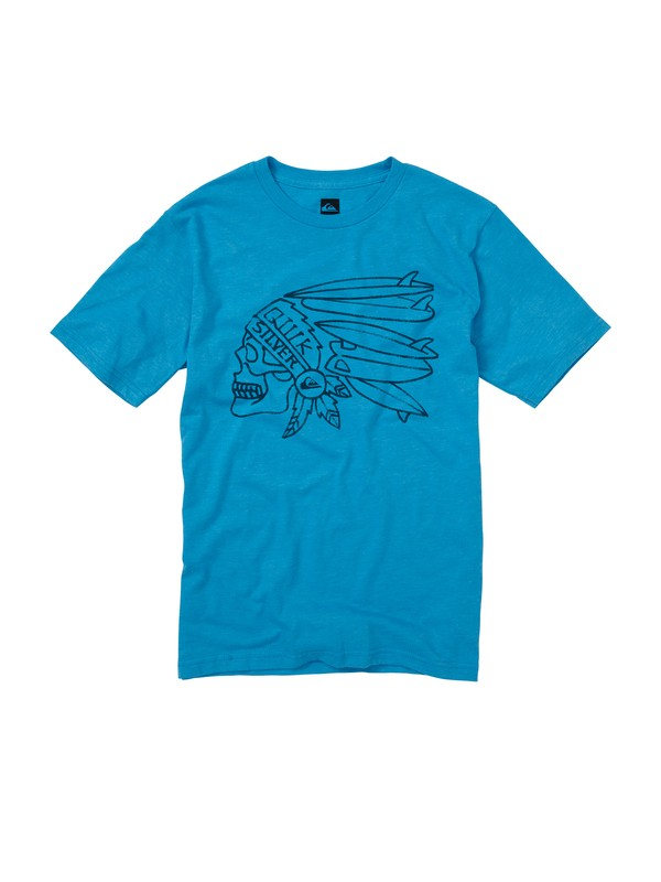 0 Boys 8-16 Klamath T-Shirt  AQBZT00430 Quiksilver