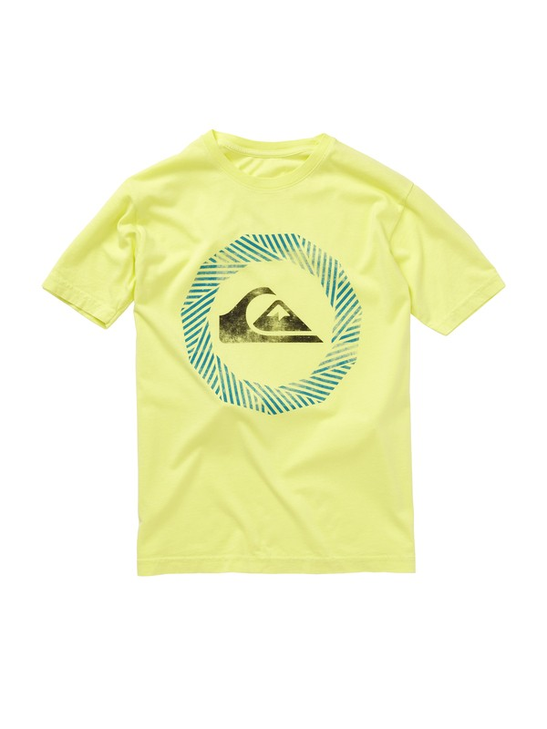 0 Boys 8-16 Burn Out T-Shirt  AQBZT00434 Quiksilver